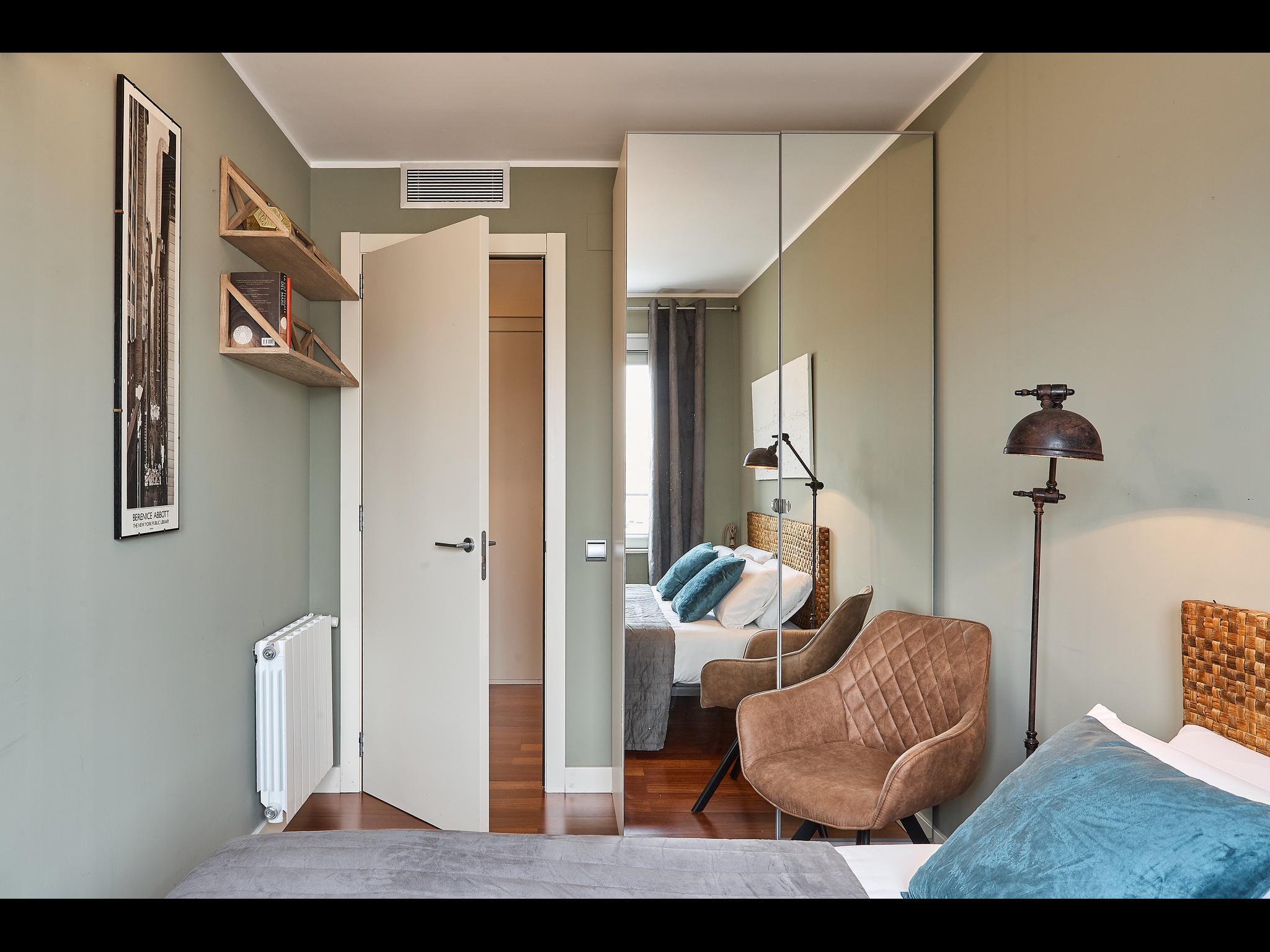 Vidal - Apartamento con vistas al mar en Barcelona