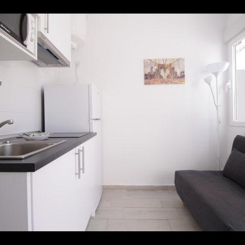 Santoña - Furnished studio in Madrid
