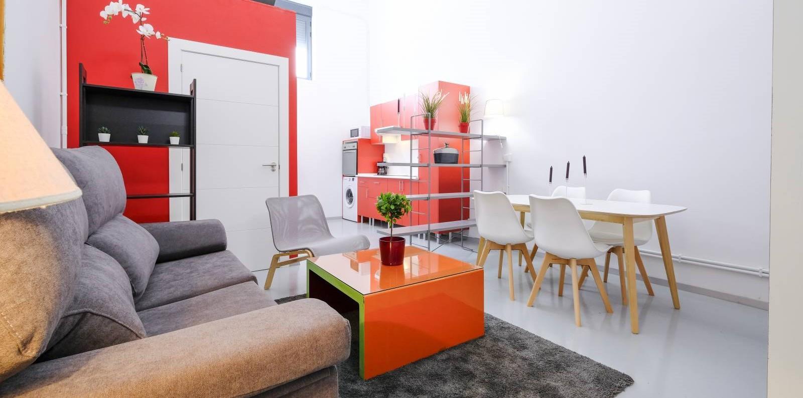 Mella - Studio in the centre of Madrid