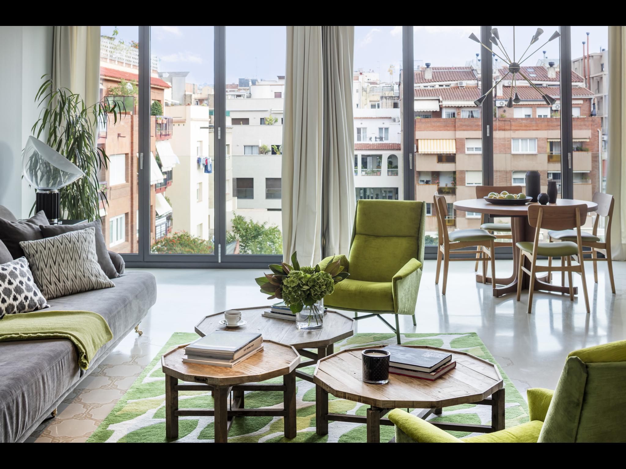 Aribau - Lujoso piso en Barcelona