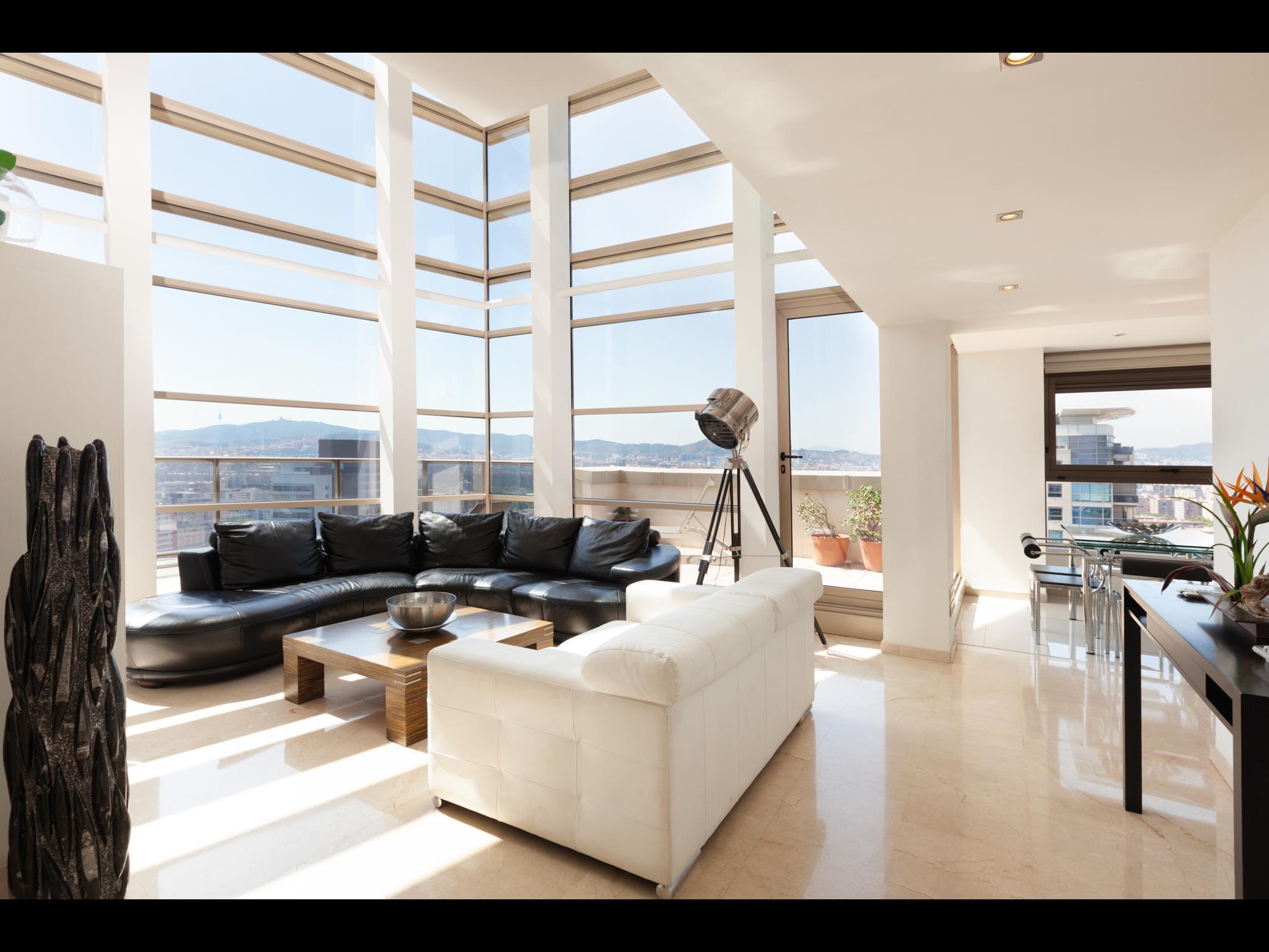 Taulat - Ático de lujo en Barcelona