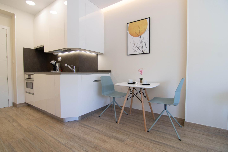 Castellana - Estudio moderno en Madrid