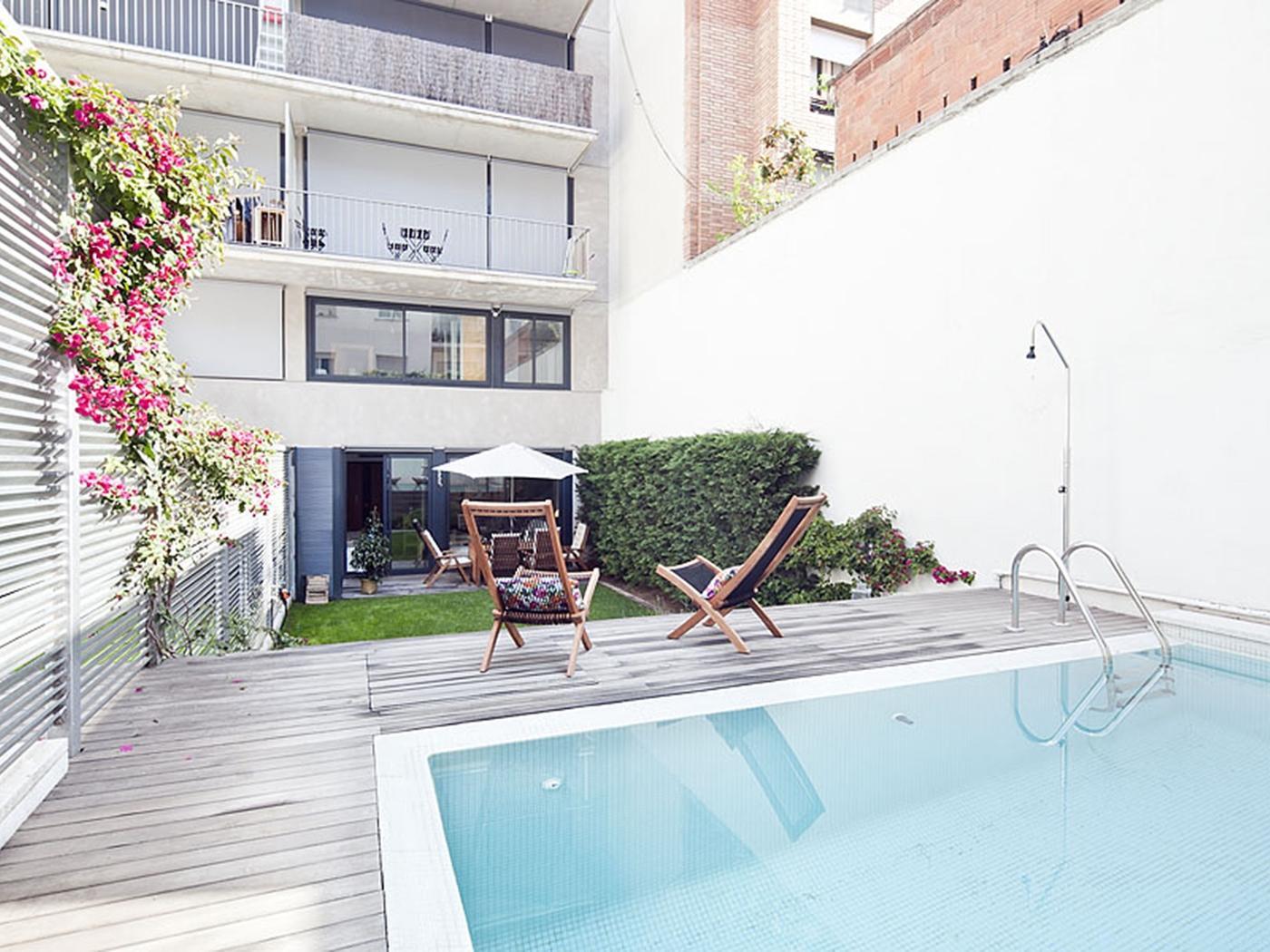Molló - Amplio apartamento en Barcelona