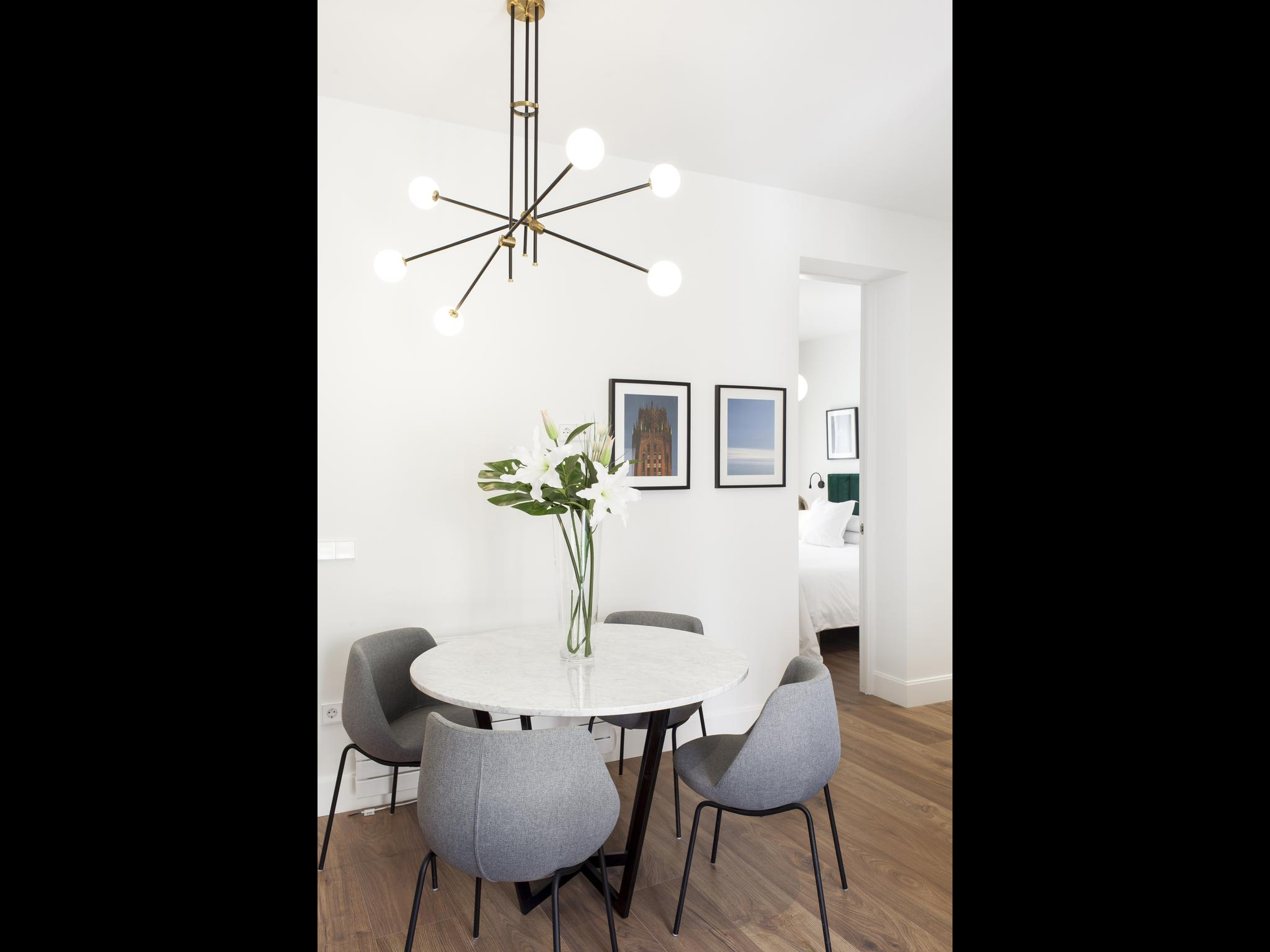 Barco - Apartment in Madrid city centre