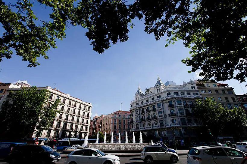 Estudio en el centro de madrid