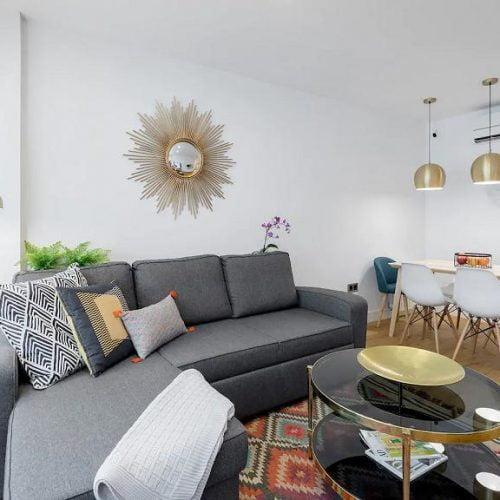 2 bedroom luxury flat in Madrid