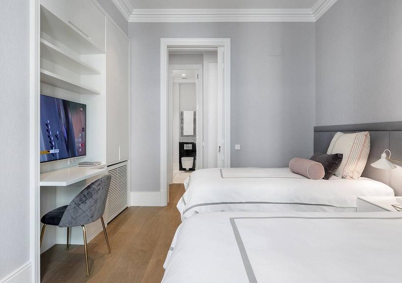 Argensola - Piso de lujo de 3 dormitorios Madrid