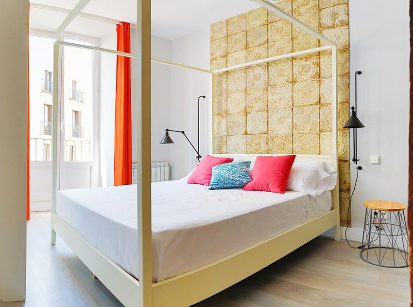 Arganzuela - Furnished studio in Madrid