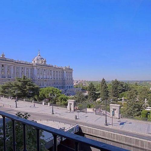 Bailen 2 - Apartamento exclusivo en Madrid