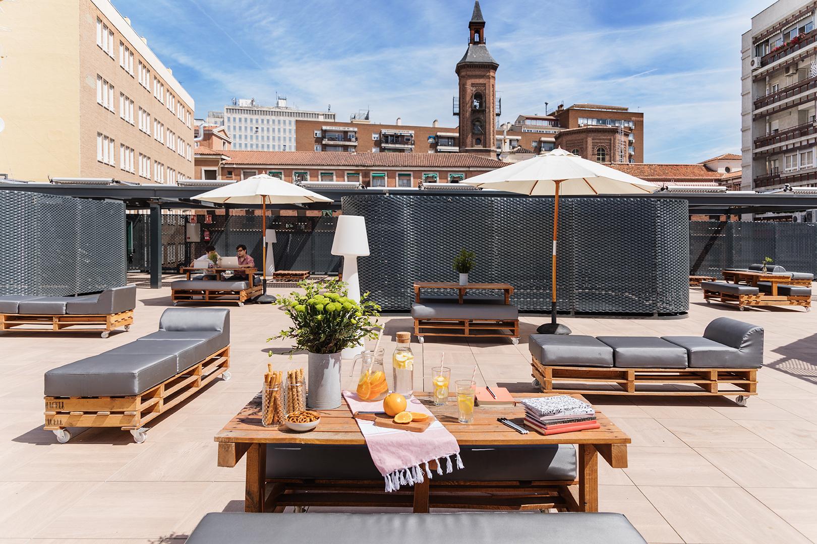 Estudio para estudiantes en Madrid