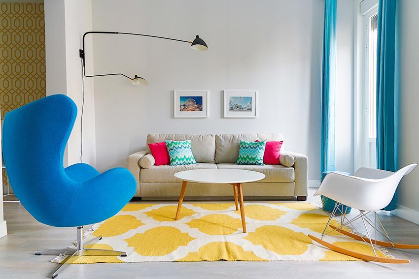 Luxury studio in Madrid