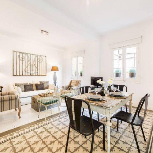 Spacious luxury flat in Madrid