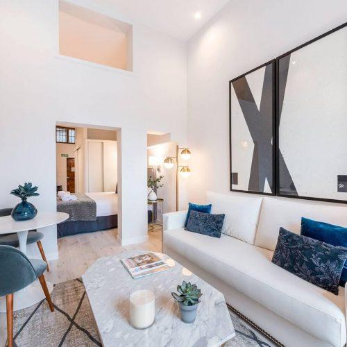 Toledo 2 - Exclusive flat in Madrid centre