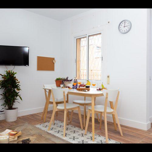 Piquer - Apartamento un dormitorio Barcelona