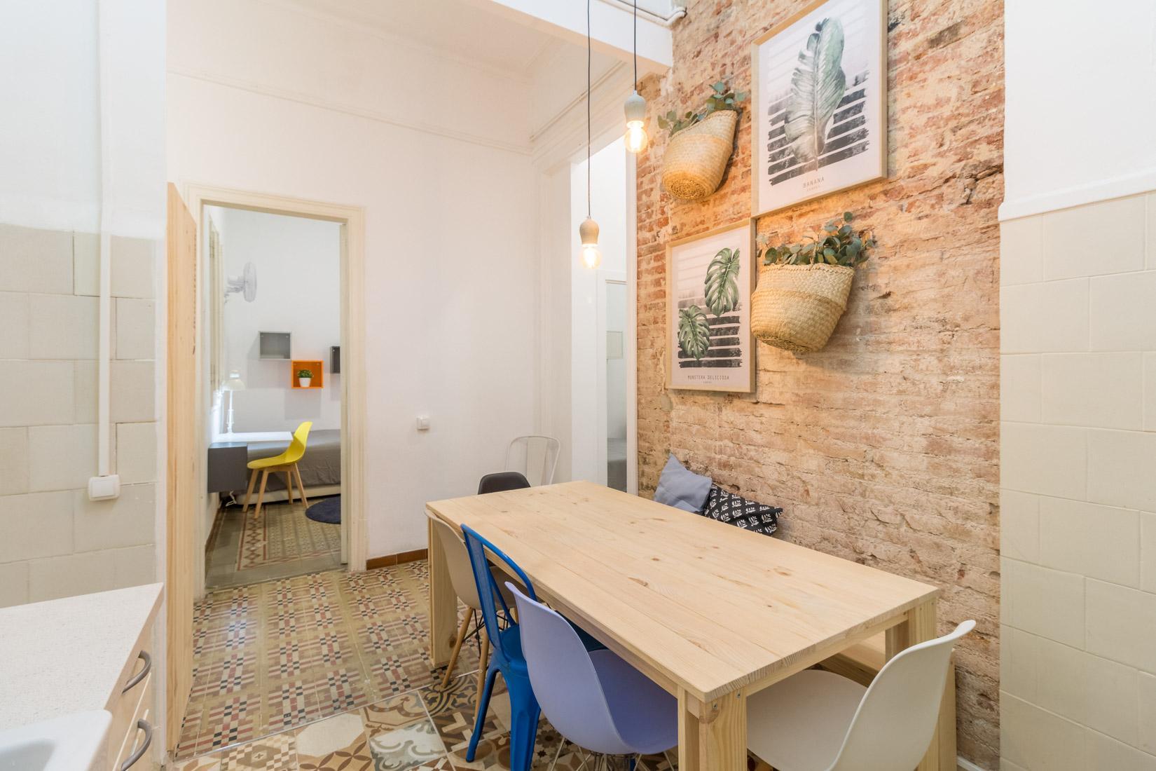 Gracia - Piso compartido en Barcelona centro