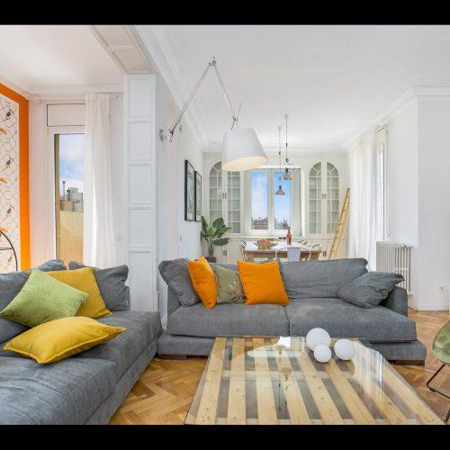 Llúria - Luxury apartment in Barcelona city