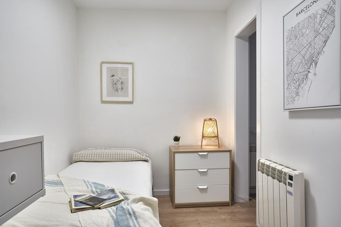 Pelai - Precioso apartamento amueblado en Barcelona