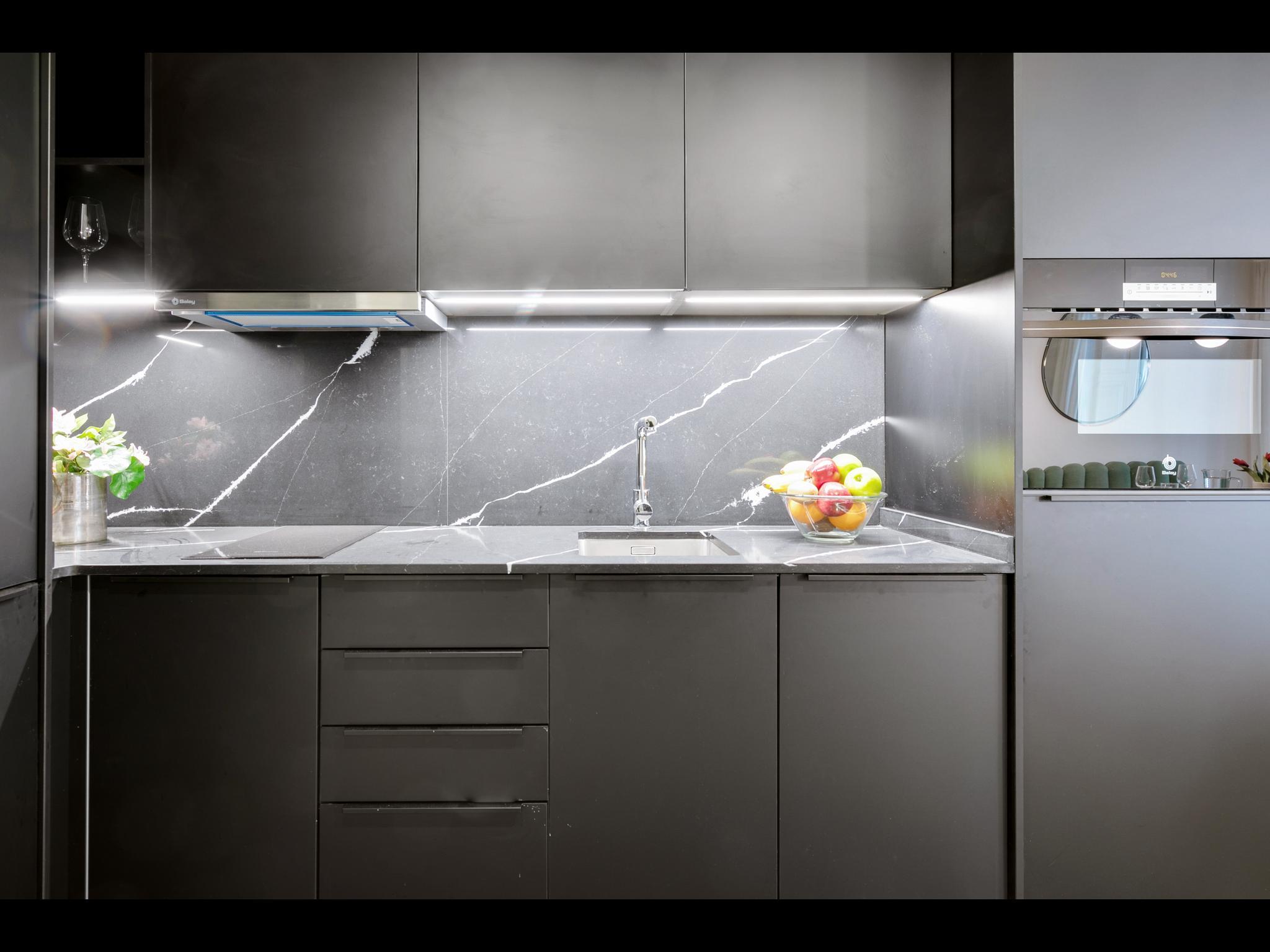 Gignas 2 - Modern luxury flat in Barcelona