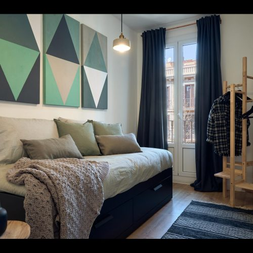 Cent - Lovely furnished flat in Barcelona