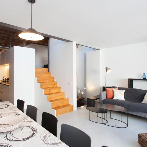 Finlandia - Luxury furnished apartment in Barcelona
