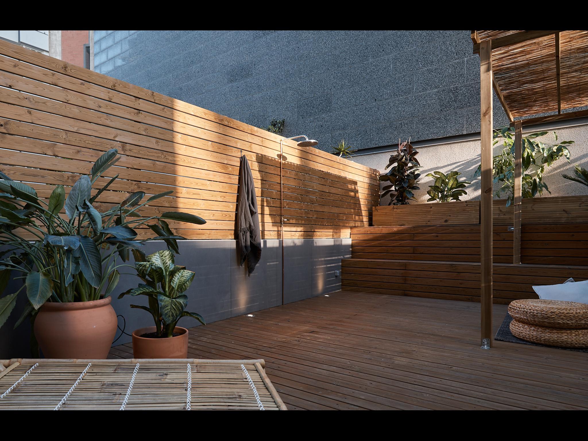 Paris - Piso con terraza en Barcelona