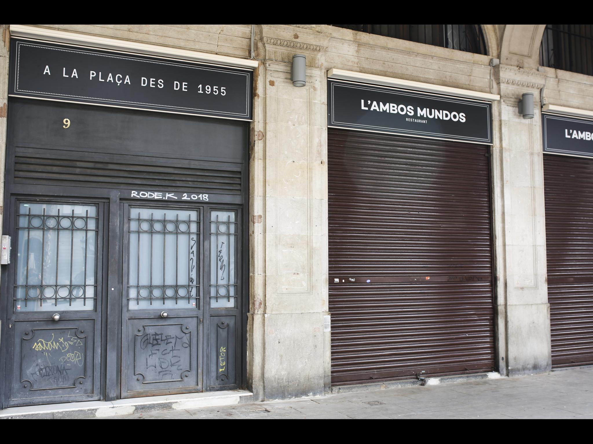 Reial - Habitación piso compartido Barcelona