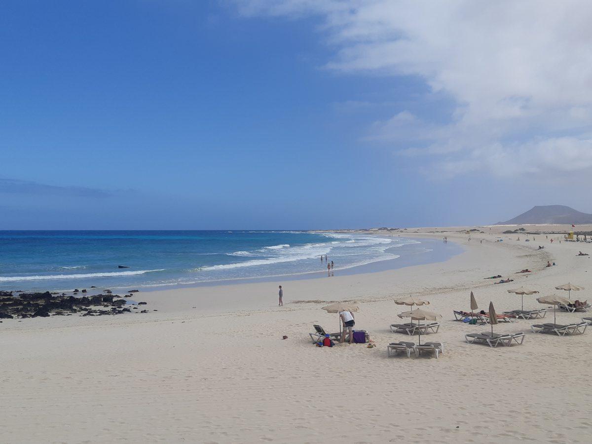Fuerteventura remote working