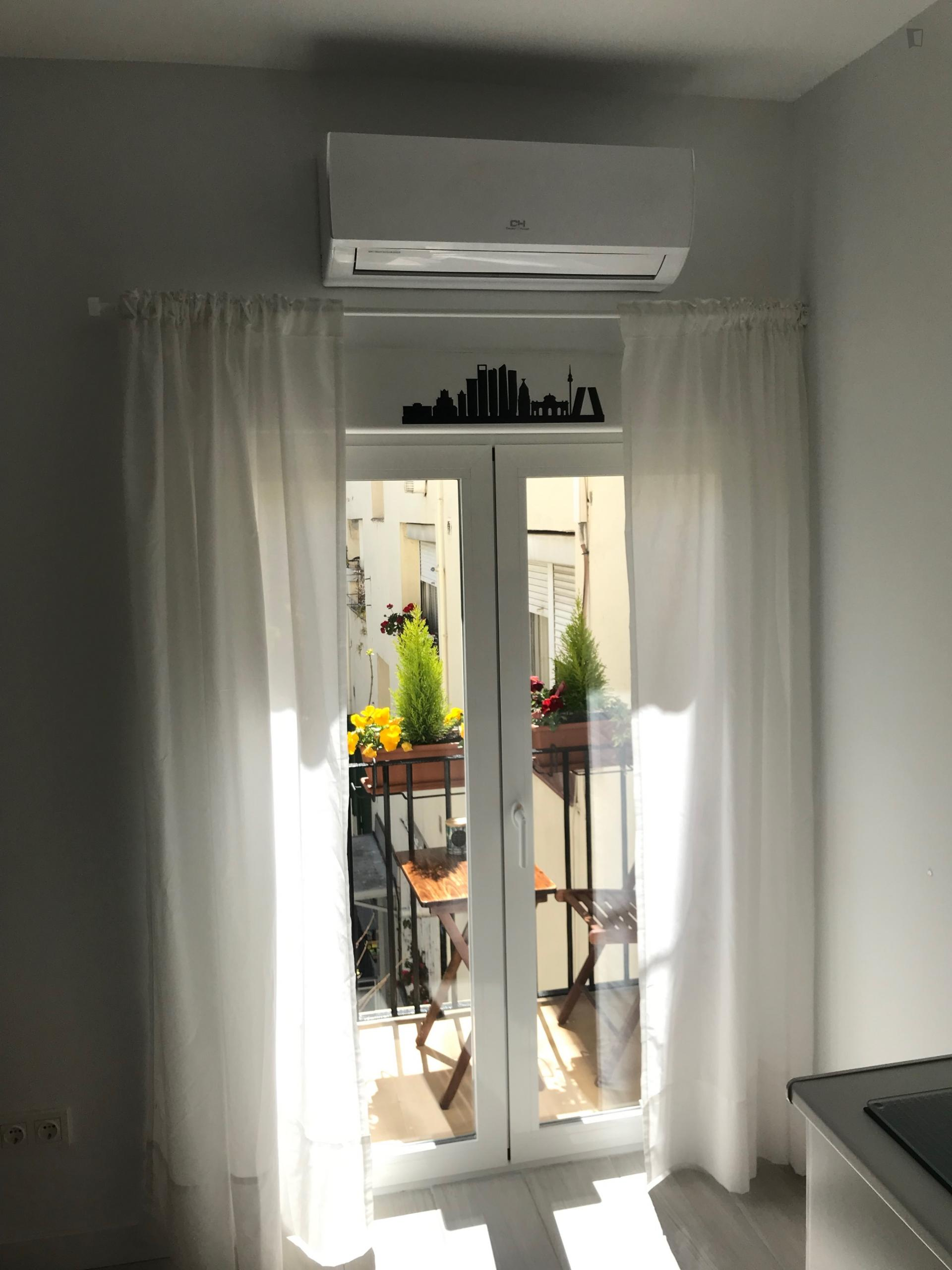 Rincón - Shared flat with double bedroom in Madrid