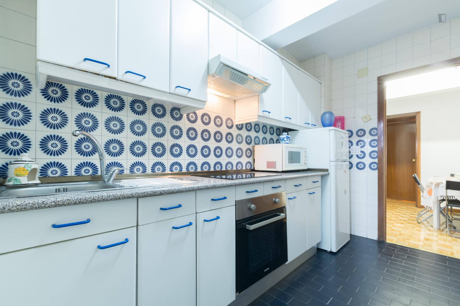 Complutense - Habitación en piso compartido Madrid