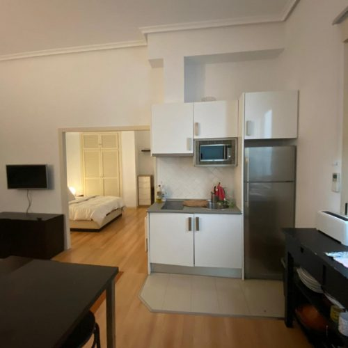 Atocha - Apartment in the center of Madrid