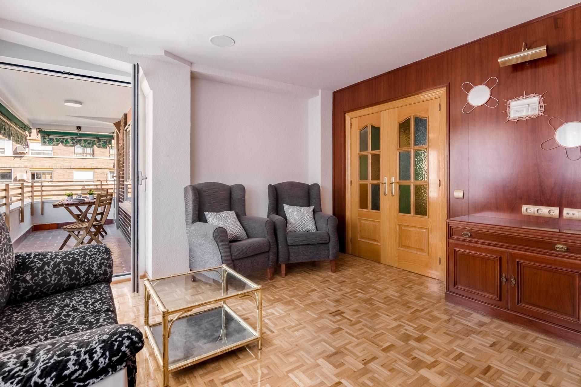 Cobeña - Double bedroom in shared flat in Madrid