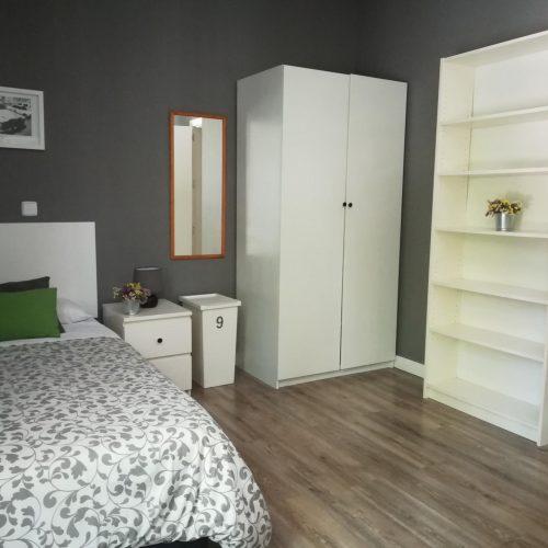 Luchana - Habitación en residencia Madrid