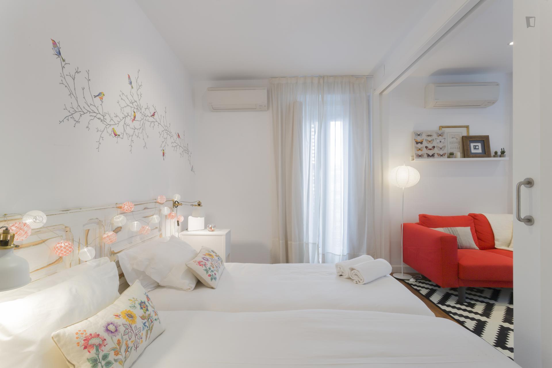 Gravina- Luxury flat in Madrid