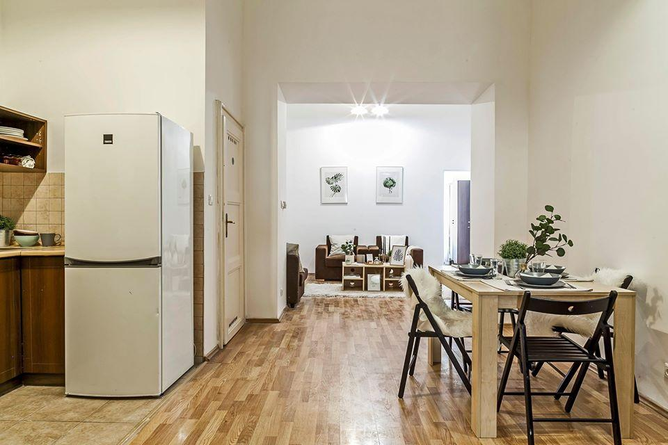 Nagymez - 4 bedroom flat in Budapest