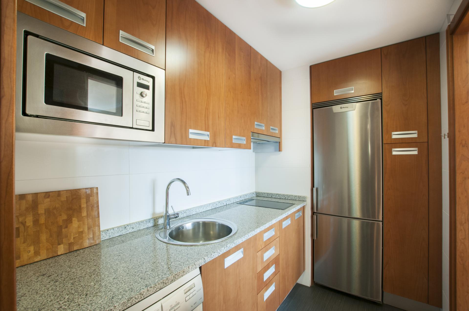 Juan - Bonito apartamento en Madrid