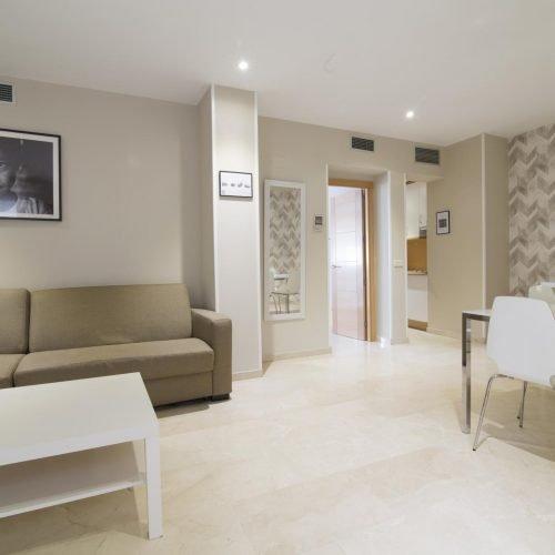 Boradores 3 - Spacious modern flat in Madrid
