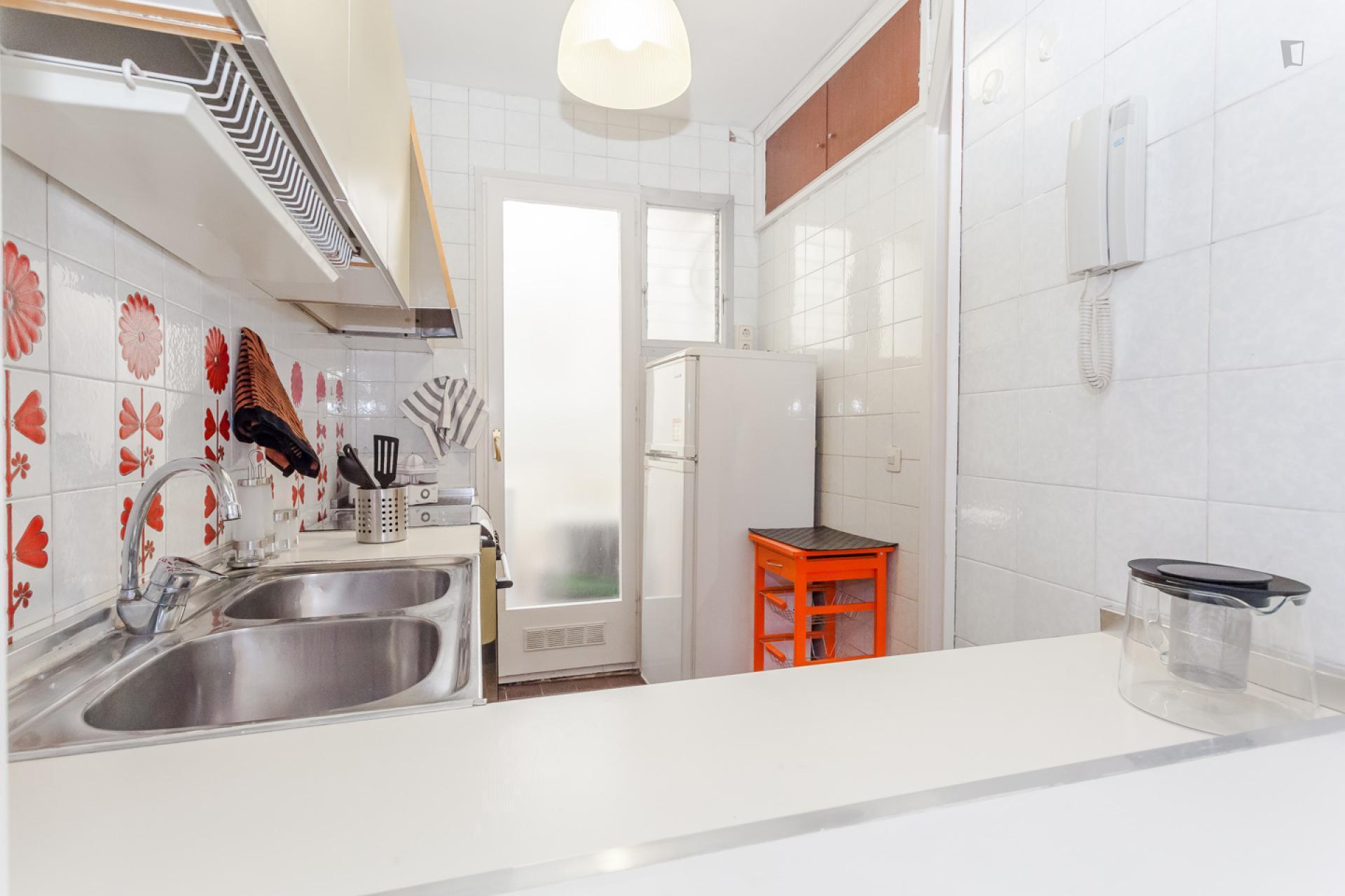 Bonaplata - Furnished studio in Barcelona