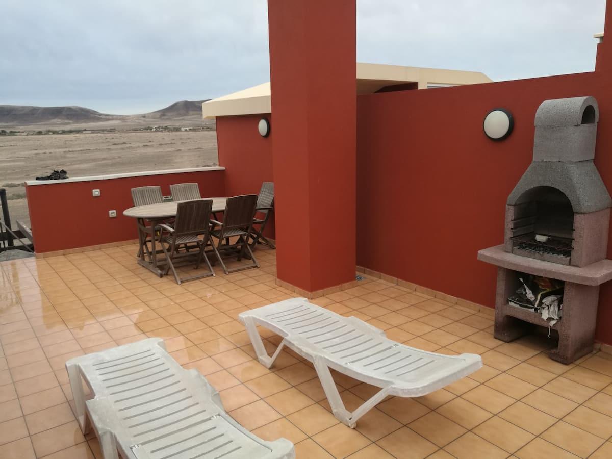 Alfredo Kraus - Entry ready apartment in El Cotillo