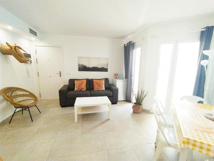 Banana - Apartment with pool in Corralejo