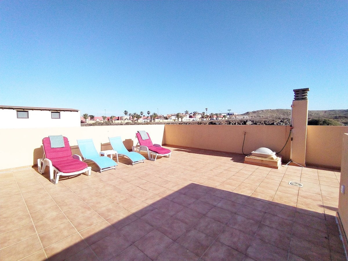Coco - Furnished apartment in Corralejo