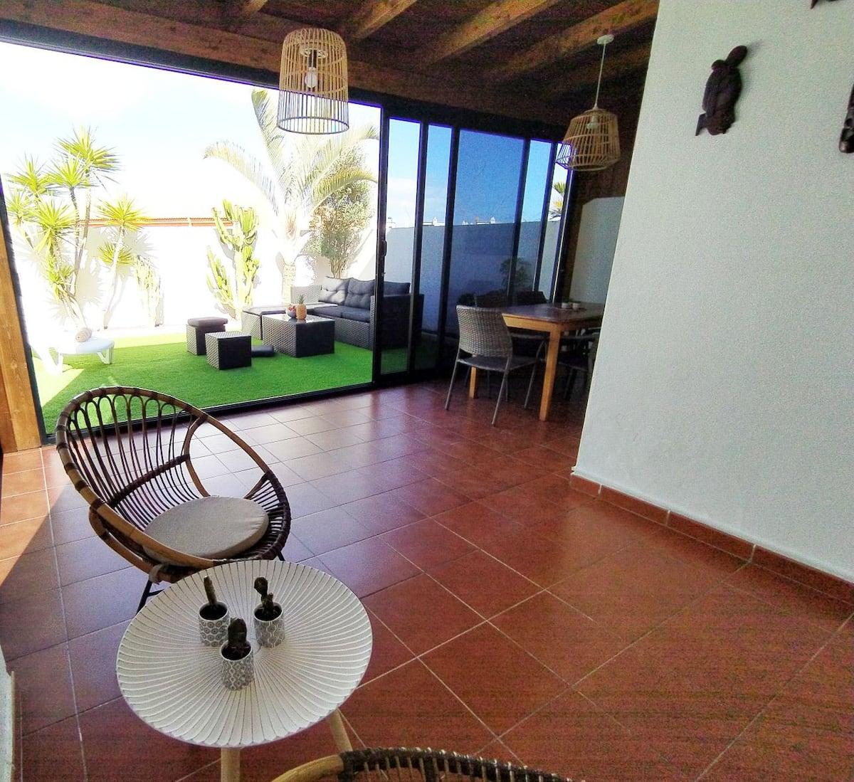 Frappuccino - Expat villa on Fuerteventura