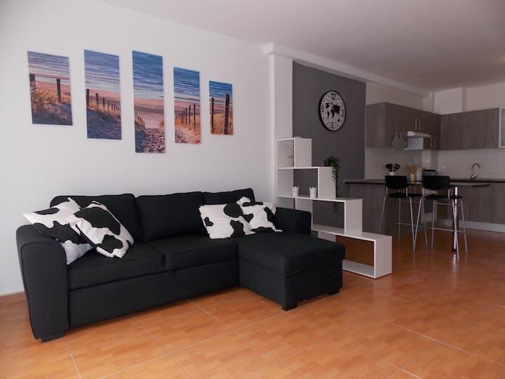 Funky - Spacious flat on Fuerteventura