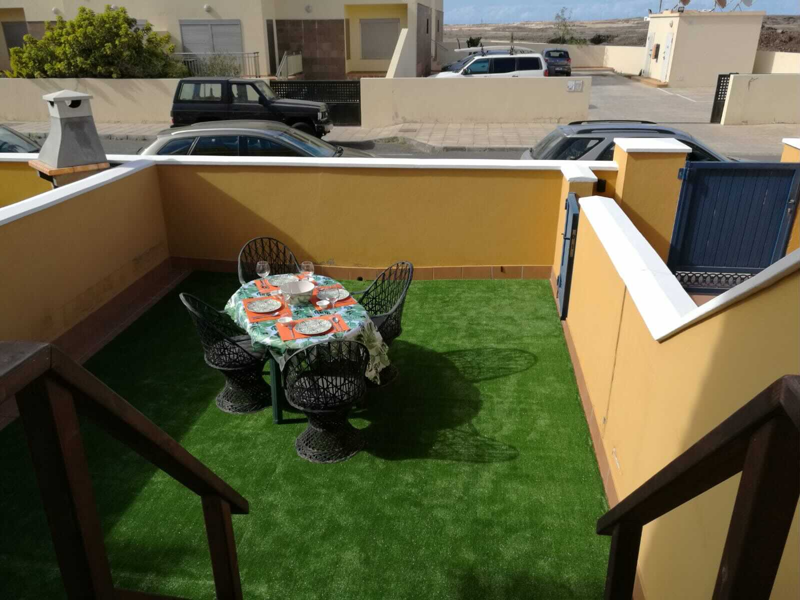 Graciosa - Furnished house on Fuerteventura