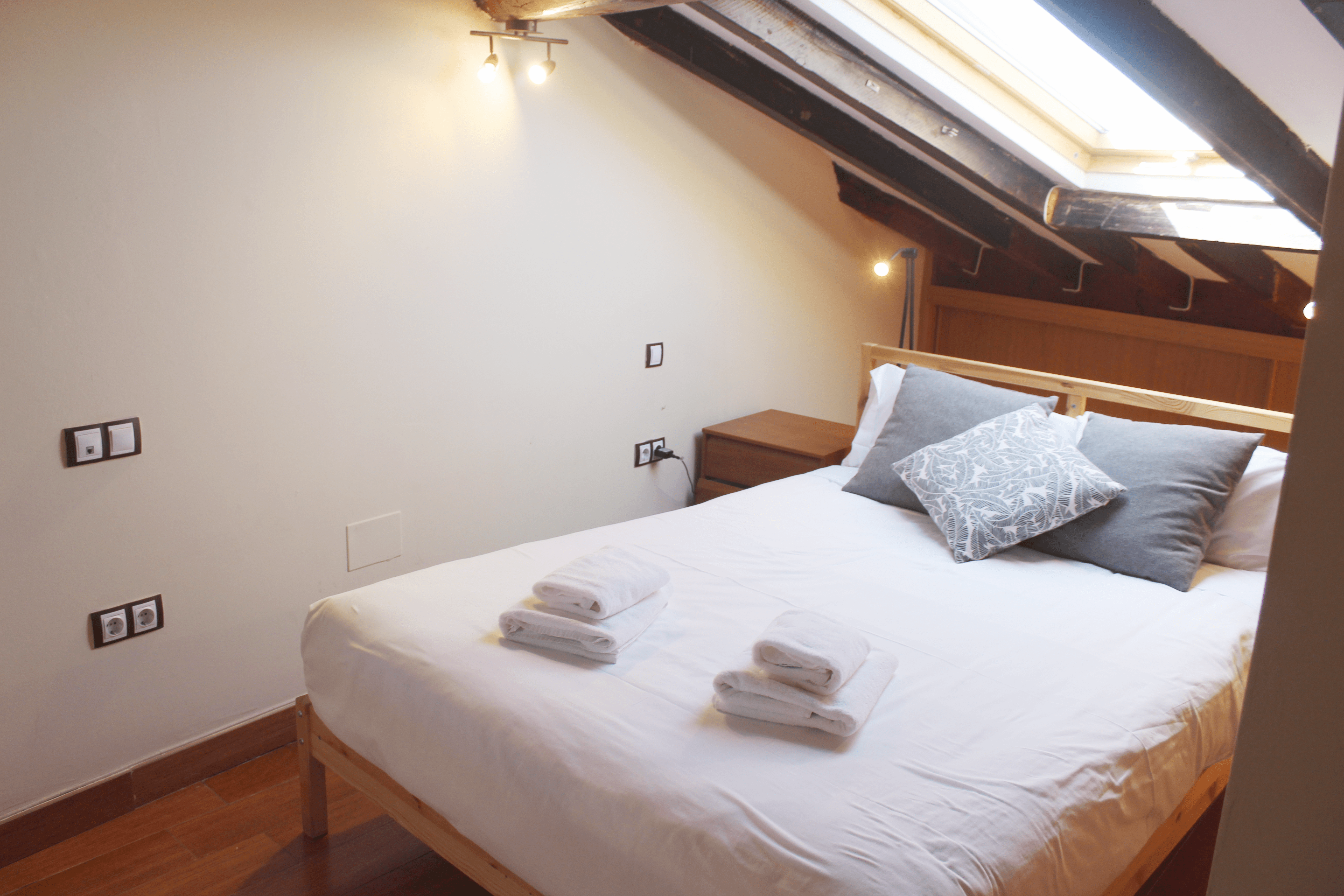 Lacort - Penthouse in Valladolid