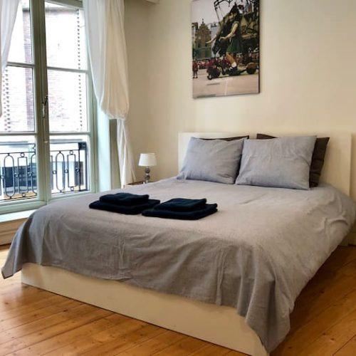 Meir - Entry ready expat flat in Antwerp