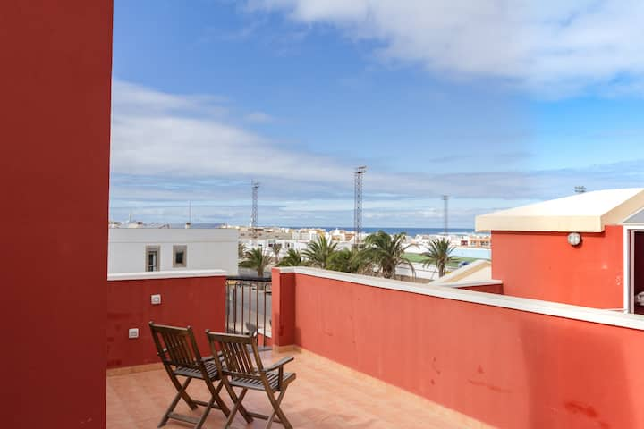 Sunset - Furnished accommodation on Fuerteventura