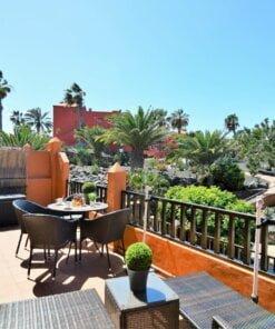 Sunshine - Flat with terrace on Fuerteventura
