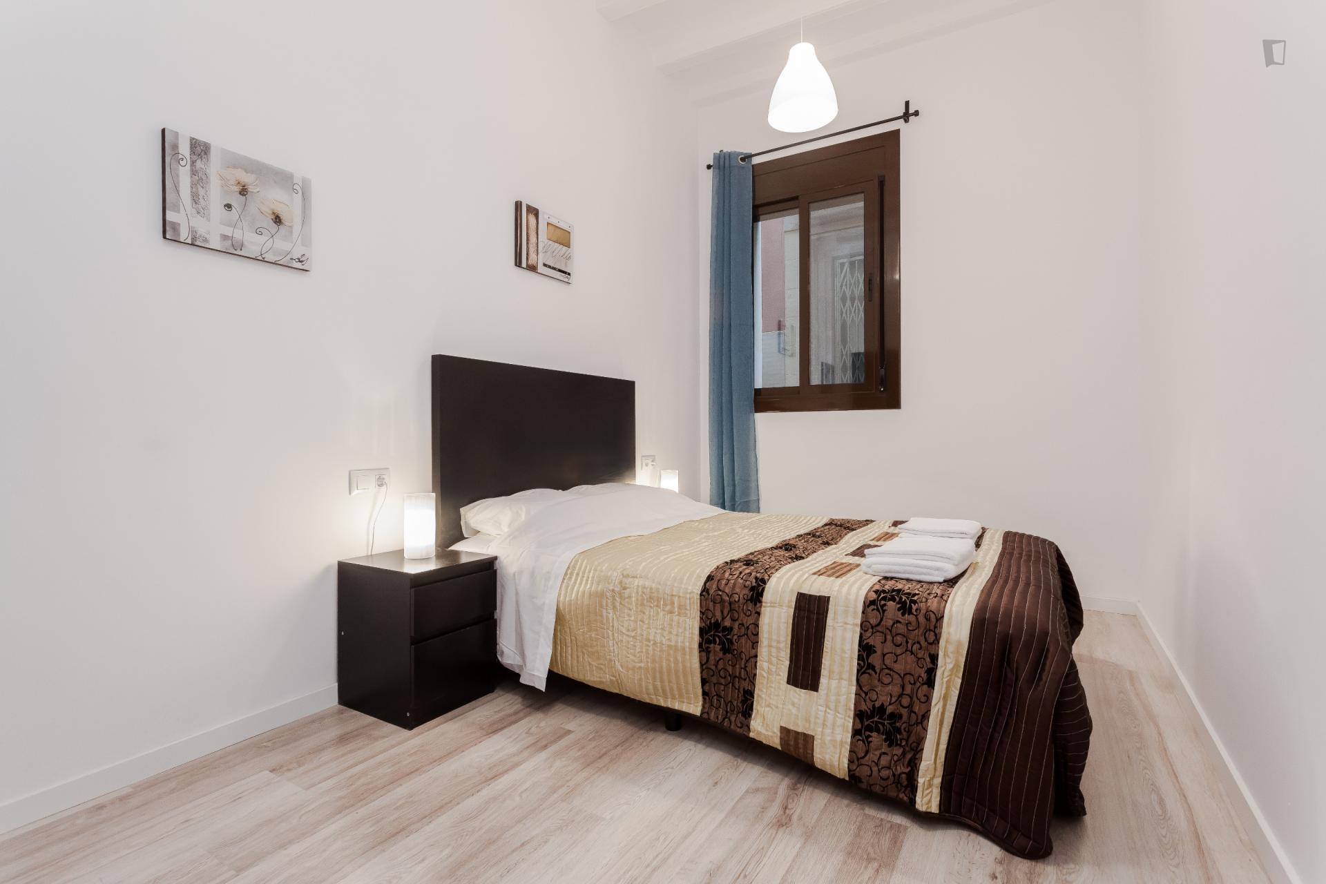 Caterina - Piso de 1 habitación Barcelona centro