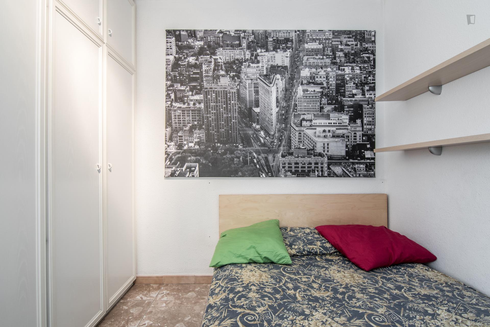 Grases - Modern studio in Barcelona