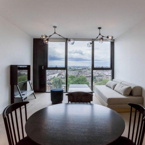 Hill 2- Bonito piso con vistas en Londres